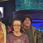 Renzetti Family at the Aquarium