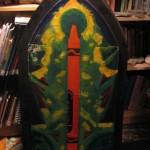 4. St. Crayon by Lauren McKinley Renzetti