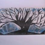 26. Triangle Treeby Lauren McKinley Renzetti
