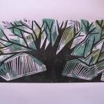 9. Triangle Treeby Lauren McKinley Renzetti