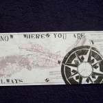 Know Where you are- Always , by Lauren McKinley Renzetti