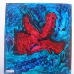 5. Nebula, 12 x 12 $40 by Lauren McKinley Renzetti