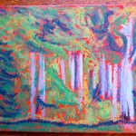 Trees a la Group of Seven by Lauren McKinley Renzetti