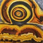 Bumblebee Jasper Sun by Lauren McKinley Renzetti