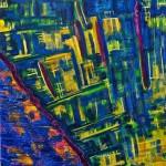 Computer Chip by Lauren McKinley Renzetti
