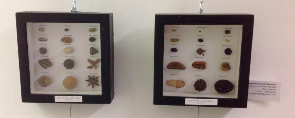 Hegelian Seed Collections by Lauren McKinley Renzetti