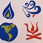 Four Elements by Lauren McKinley Renzetti
