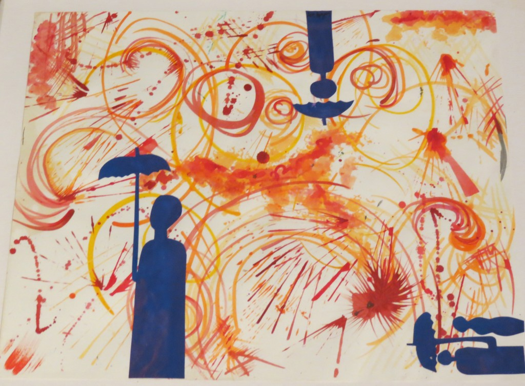 Bare witness: Look Up fireworks by Lauren McKinley Renzetti