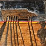Factory Scape III-by Lauren McKinley Renzetti
