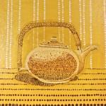 Sacred: Ruth Gowdy McKinley Teapot by Lauren McKinley Renzetti