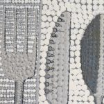 close up of Sentinels of the meal by Lauren Renzetti