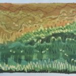 Grassy Hill-card by Lauren McKinley Renzetti