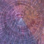 Purple Target by Lauren McKinley Renzetti