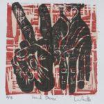 Hand Dance by Lauren McKinley Renzetti